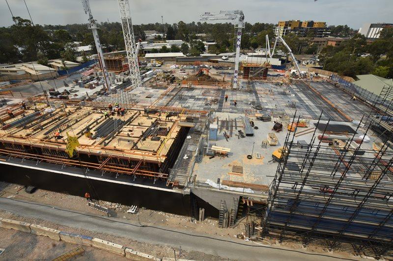 Construction Update - 19 December