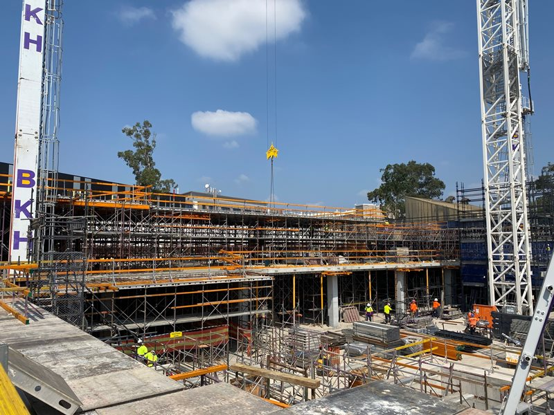 Fortnightly Construction Update - 30 January
